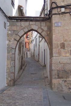 Sepharad - (Jewish Quarter), Judería de Sagunto. Spain.