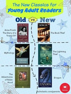 "Our ""new classics"" book list shares young adult titles that recall favorite books parents might remember."