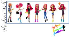 Following my Dreams : Second of Monster High character's dolls list is...