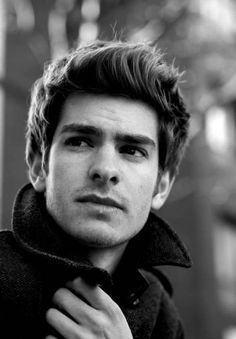 Tommy from Never Let me Go aka Andrew Garfield