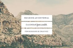 Building an #editorialcalendar from scratch for #bloggers. #Blogging