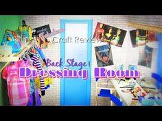 Diy Doll Closet, Myfroggystuff, Barbie Room, Light Crafts, Barbie Accessories, Monster High Dolls, Fun Crafts For Kids, Barbie And Ken, Dressing Room
