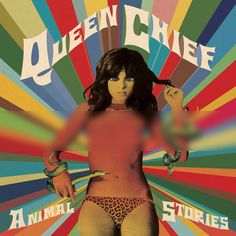 "Periscope out Queen Chief's album ""Animal Stories""! #StartDigging!"