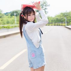 """SponsorshipReview&AffiliateProgramopening! Material:cotton  Colour:light+blue,  Size:S,M, Size+S: Height:58cm/22.62"""",shoulder+strap:23cm-40cm/8.97""""-15.6"""", Size+M: Height:60cm/23.4"""",shoulder+strap:24cm-41cm/9.36""""-15.99"""",  Tips:+ *Please+double+check+above+size+and+consider+your+measurements+before+ordering,+thank+you+^_^  more..."""
