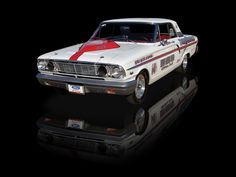 1964 Ford Fairlane Thunderbolt  Gas Ronda Fairlane Thunderbolt Tribute