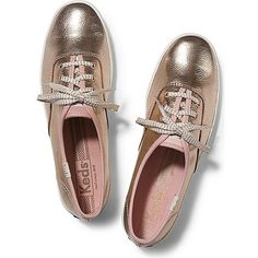 Keds Kids Champion Zapatos señora chicas cortos canvas zapato bajo Polka Dots
