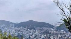 Do mirante Dona Marta - Rio de Janeiro - Brazil