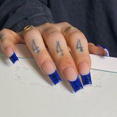 Edgy Nails, Funky Nails, Stylish Nails, Trendy Nails, Swag Nails, Jolie Nail Art, Acylic Nails, Nail Tattoo, Fire Nails