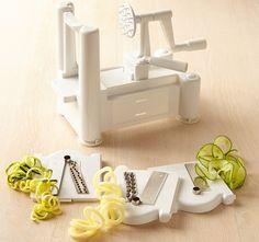 Spiralizer Paderno cortador de espaguetis vegetales