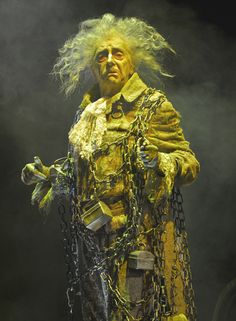 jacob marley costume - Google Search