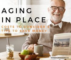 Aging in Place - Costs to Consider & Tips to Save Money - Ideen finanzieren Online Parenting Classes, Parenting Courses, Kids And Parenting, Parenting Quotes, Parenting Tips, Money Tips, Money Saving Tips, Savings Planner, Aging Parents