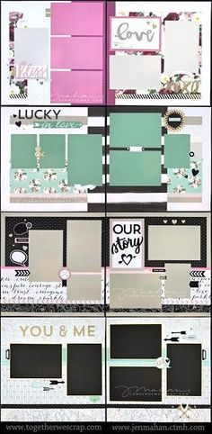 CLICK Visit above for more options #Scrapbookinglayout #easyscrapbookinglayout #easyScrapbooking