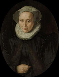 Portrait of a Woman, Anonymous, c. 1590