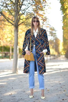 Catch the Street Style From Day 2 of Paris Fashion Week: After weeks of waiting for our favorite style stars to touch down in the City of Light, Paris Fashion Week is finally here.