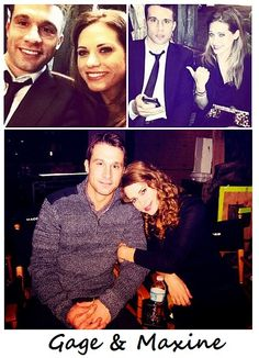 Lyndsy Fonseca and Dillon Casey as Gage & Maxine? :)