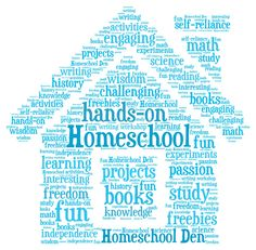 New to Our Blog? Start Here! - Homeschool Den