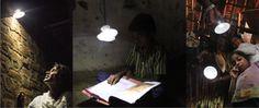 GravityLight 2: Made in Africa | Indiegogo  Un projet pour permettre à tout le monde d'avoir accès à la lumière sans avoir à faire brûlé pétrole ou autre.