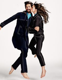 TheModernDuchess:Michiel Huisman, Crista Cober by Marc de Groot for Vogue Netherlands April 2015 1