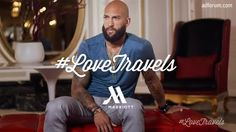 """#5 """"#LoveTravels with Tim Howard"""" for Marriot"""