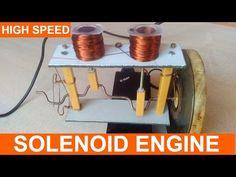 64 Best Solenoid Motor images in 2019 | Engineering