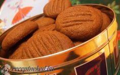 Kakaós keksz recept fotóval