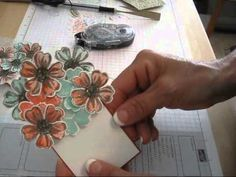Flower Pot Card Tutorial with Stampin' Up! Flower Fest - YouTube