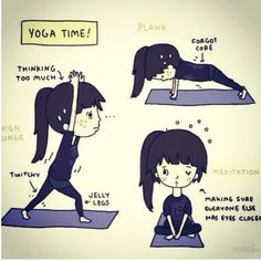 Images About Yoga Funnies On Pinterest Yoga Yoga Humor And Namaste