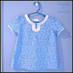 KCWC: Days 6-7: 2+2 Top by beach_mom, via Flickr    Inspiration from a Gymboree Tunic