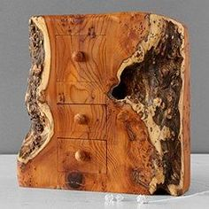 one-off yew 3 drawer jewellery box by dave mckeen - jewellery items for ladies, shop for jewelry, jewellery stores *ad