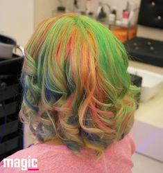 Crazy Color 6 Crazy Colour, Color, Magic Hair, Dreadlocks, Long Hair Styles, Beauty, Colour, Long Hairstyle, Long Haircuts
