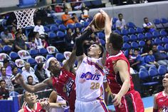 Gary David remains hot, keeps cool to lead Meralco over Alaska in heated contest