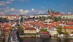 The capital city-Prague