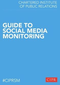 Mark Van Dyke's PR News Blog: Best Practices in Social Media for 2013