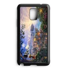 Disney Pinocchio Samsung Galaxy Note Edge Case