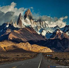 I can't wait to someday travel to Argentina and Chile and hike in Patagonia! Adventure Awaits, Adventure Travel, Oh The Places You'll Go, Places To Visit, Adventure Is Out There, Belle Photo, The Great Outdoors, Wonders Of The World, Travel Inspiration
