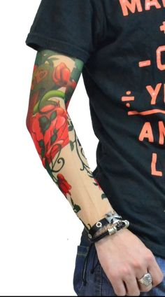 Tattoo Sleeves For The Arm Polyester And Spandex