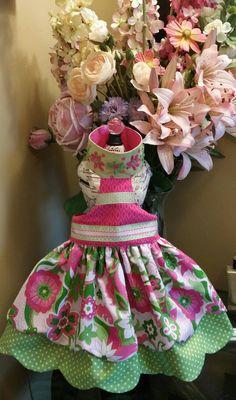 Halter top dog dress