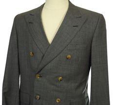 OXXFORD CLOTHES Men's Suit - 42R - 36 Waist - $199.99