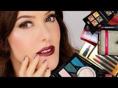 Lisa Eldridge Make Up | Video | Holiday Look Tutorial, Gift Guide and Makeup Giveaway!