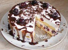 300c5750905a30ac3227395d14ba676d Sour Cherry, Tiramisu, French Toast, Tacos, Health Fitness, Sweets, Breakfast, Cake, Ethnic Recipes