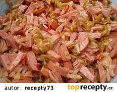 Pikant salát recept - TopRecepty.cz