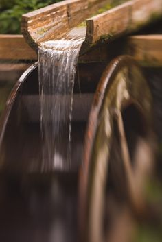Water mill nice to connect with nature Old Grist Mill, Rumpelstiltskin, Water Mill, Blue Ridge Parkway, Old Barns, Le Moulin, Covered Bridges, Water Features, Wonders Of The World
