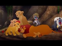 Lion Guard: Good King Simba song / Simba is stung! The Lion King 1994, Lion King Art, All Disney Movies, Disney Nerd, Simba And Nala, King Simba, Animal Spirit Guides, Spirit Animal, Lion King Images
