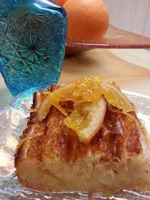 Eva In Tasteland: Πορτοκαλόπιτα η Ξελογιάστρα Κρητικιά! Cheesesteak, Camembert Cheese, Baking, Ethnic Recipes, Blog, Cakes, Kuchen, Cake Makers, Bakken