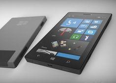 Nice Interesante concepto de un posible Surface Phone 2017-2018
