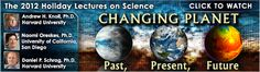 The 2012 Holiday Lectures on Science