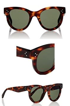 ff6a3970e2c Shop the Look from RoyalDisrupt on ShopStyle - Perfect Celine Round Cat Eye  Sunglasses
