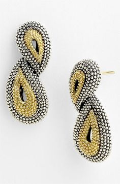 Lagos 'Soirée' Drop Earrings (Online Exclusive); $1,100...no big deal.