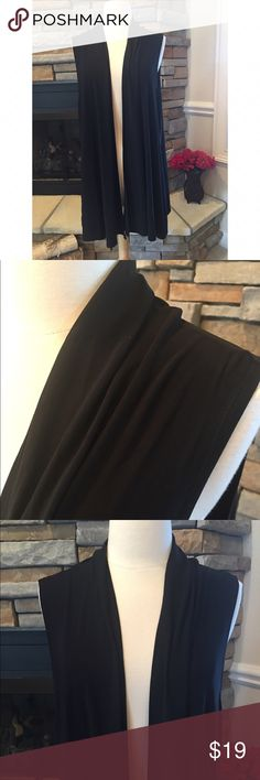 """Losses Vest New without tags this vest has never been worn. Great to wear with jeans or stretch pants, and where this all year round. Slightly longer opening with arms and it measures 31"""" in length in front and slightly longer in back. Poly spandex material Jackets & Coats Vests"""