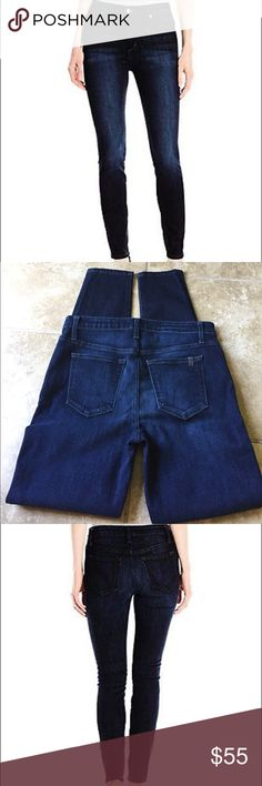Joes Jeans Charlie high rise skinny in Trista Excellent used condition! SZ 31x32 Super nice! Joe's Jeans Jeans Skinny